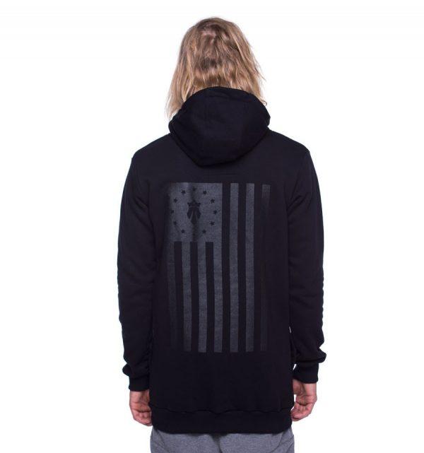 Flag tall hoodie 2017/18