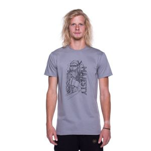 T-shirt Lumberjack 2018 grey