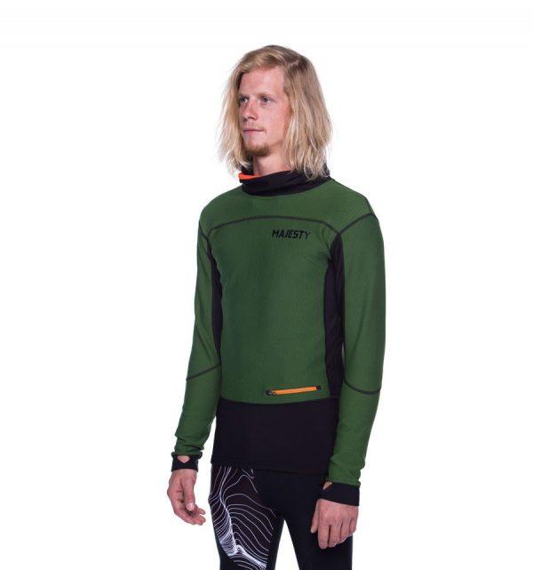 Heatshield men 2017/18 army green