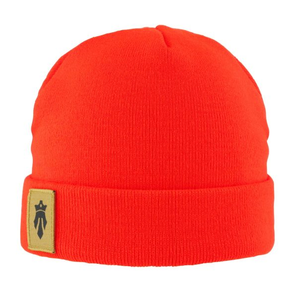 Czapka Beanie neon orange