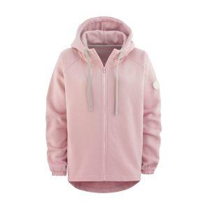 Vixen Lady Hoodie powder pink