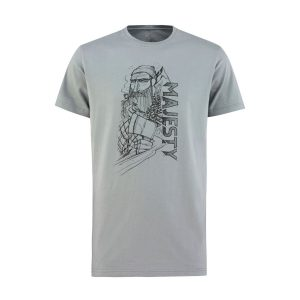 T-shirt Lumberjack grey