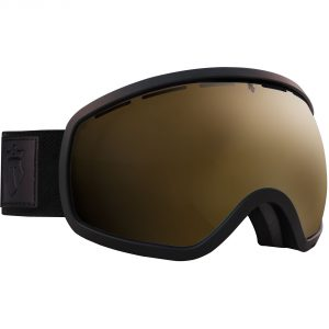 Gogle Majesty One11 black matt/bronze topaz