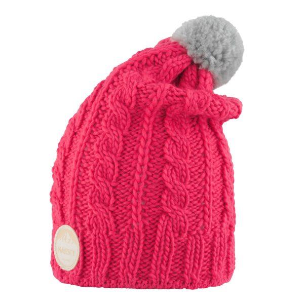 Czapka Kink pink / grey